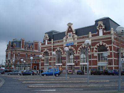 Cambrai Station April 2005
