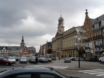 Cambrai Marketplace April 2005