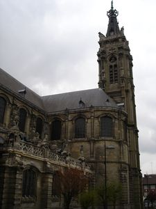 Cambrai April 2005