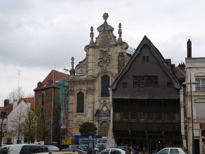 Cambrai  Tourist Office April 2005