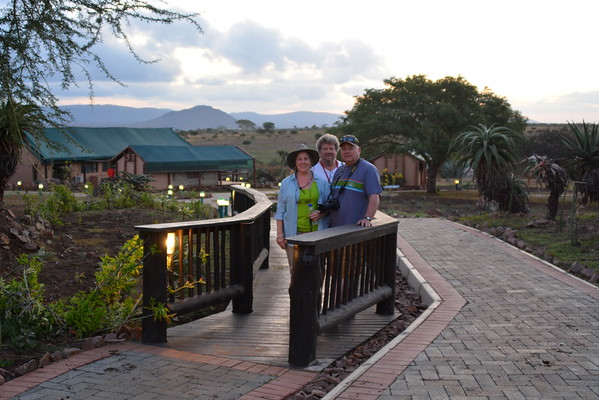 Our South African trip to Zulu Nyala and Cape Town 4/25 - 5/9/15