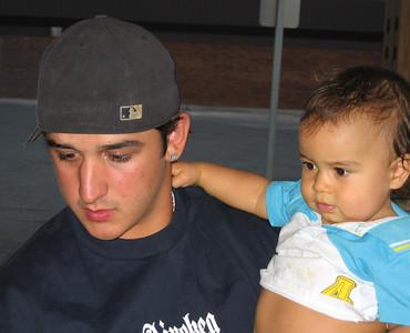 Two beautiful boys