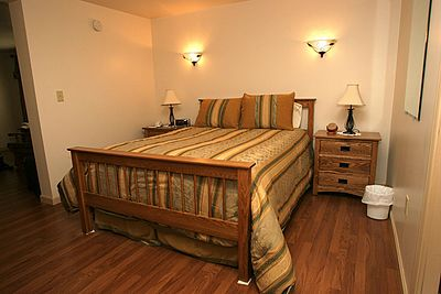 Our room at the Boardwalk B & B, Rumford