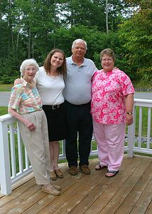 Three generations...