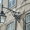 Lamp in Lisbon.