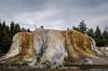 Yellowstone Sulfur Mount