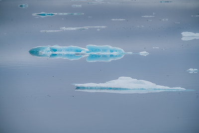 Sea ice in the Northwest Passage