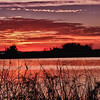 Currituck Sound sunset .... Corolla, NC....... Nov 2010