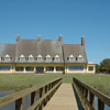 Whalehead Club at Hertiage Park in Corolla Light