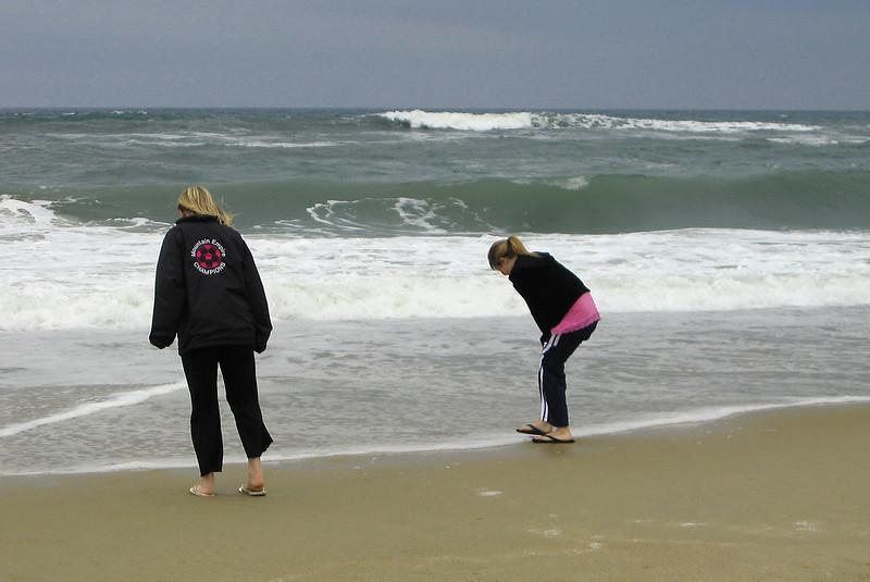 2005 SarahLora @ Atlantic Ocean NC