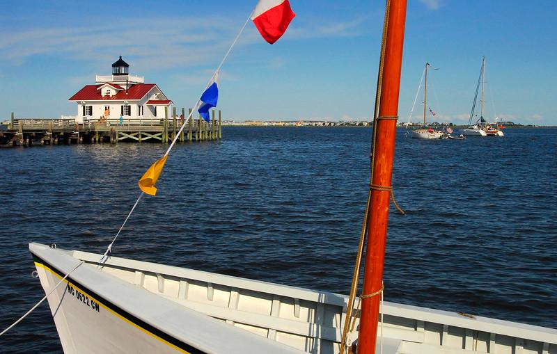 Roanoke Marshes Lighthouse-OuterBanksNC-sjs-004
