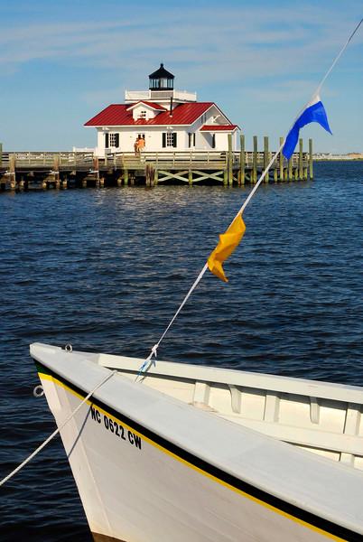 Roanoke Marshes Lighthouse-OuterBanksNC-sjs-003