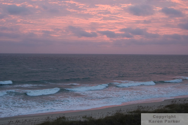 Outer Banks of North Carolina - October, 2008