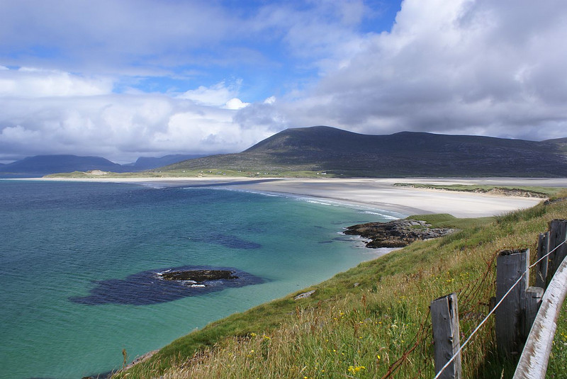 West Harris beaches