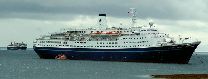 Marco Polo and Isle of Lewis