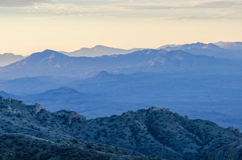 Aguila Peak