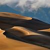 Great Sand Dunes National Park and Preserve - Colorado - 37° N