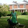 Sue Pemberton, of the original Pemberton's ! We shared some interesting conversation of the Pemberton family history.