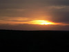 Our first sunset in Serengeti - Friday the 22nd February:  Greg's 60th birthday.