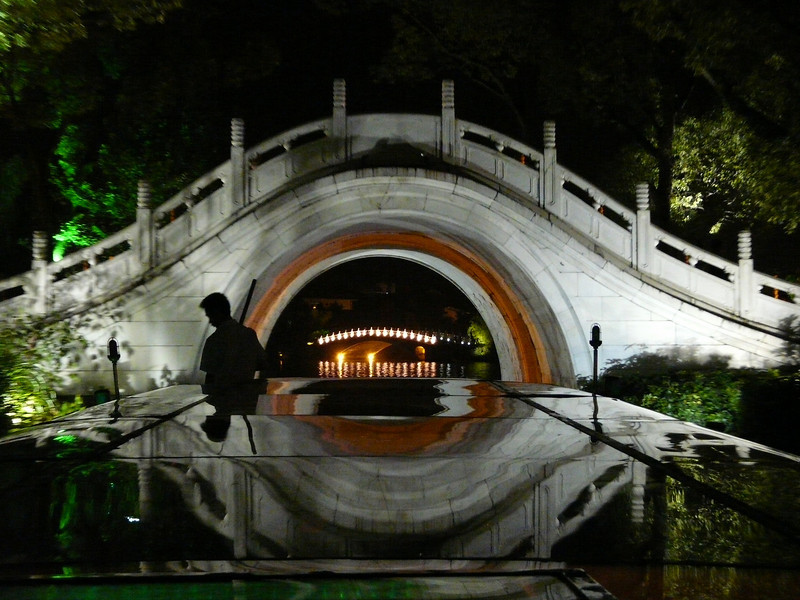 Night Cruise in Guilin.
