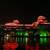 Night Cruise in Guilin.