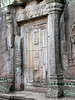 Door at Ta Prohm Temple.