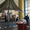 Coffee Shop in the foyer of our hotel - Tripoli
