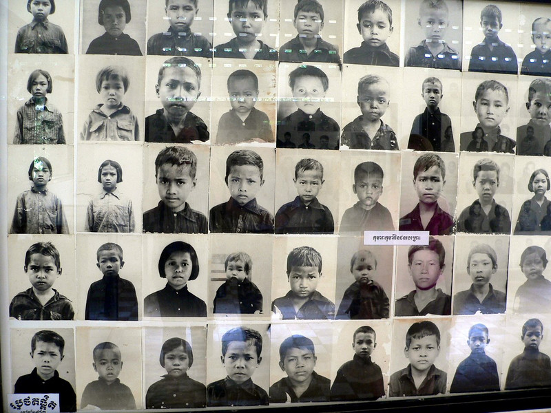 More Victims of the Khmer Rouge at S21.