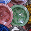 The Souk Marrakech.  I love the use of vibrant colours in all their arts and crafts.