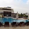 One of the pools at the Marriot Jordan Valley Dead Sea Resort & Spa.