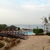 Pool and Dead Sea.