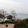 Another pool at our hotel, overlooking the Dead Sea.