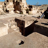 Baptismal font at Sabratha.