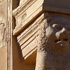 Detail - Mausoleum of Bes amongst the ruins at Sabratha