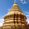 Wat Phra That Doi Suthep Temple complex.