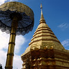 Wat Phra That Doi Suthep Temple complex.