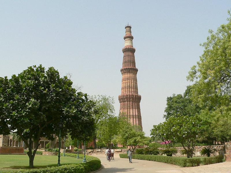 3/6/05 - Qutb Minar Monument, New Delhi