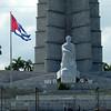 Jose Marti Memorial at Plaza de la Revolution.
