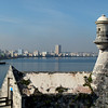 Havana Skyline taken from El Morro Fortress.