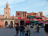 Djeema el Fna Square, Marrakech.