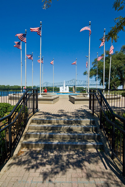 Riverpark Plaza in Owensboro, Ky.