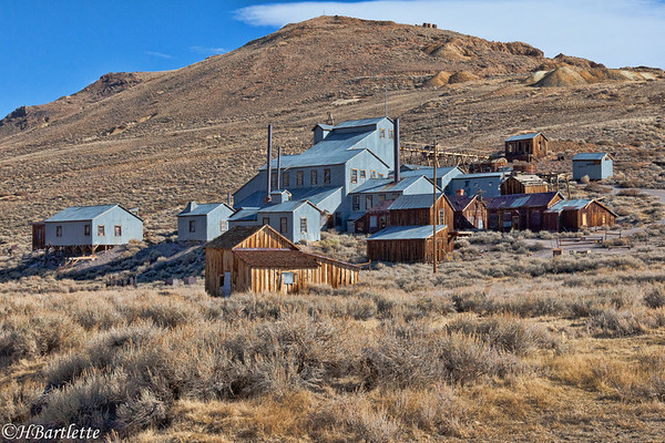 The Standard Mill, Bodie, Ca.