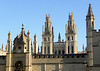 Oxford, England : City of Dreaming Spires
