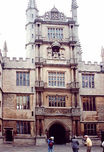 5 Orders Tower Old School Quadrangle Oxford England - Jul 1996