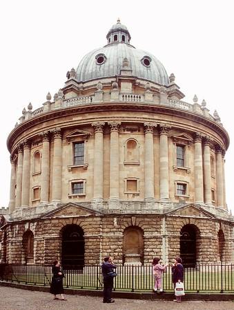 Radcliffe Camera Oxford England - Jul 1996