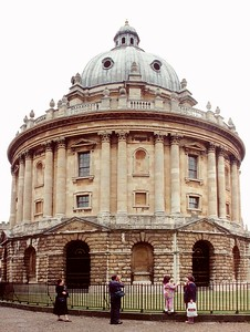 Radcliffe Camera Oxford England - Jul 1996