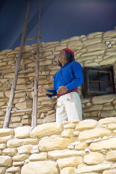 The Hopi House Diorama