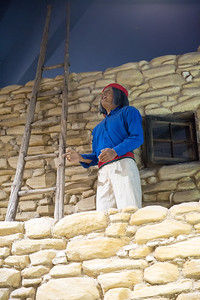 The Hopi House Diorama
