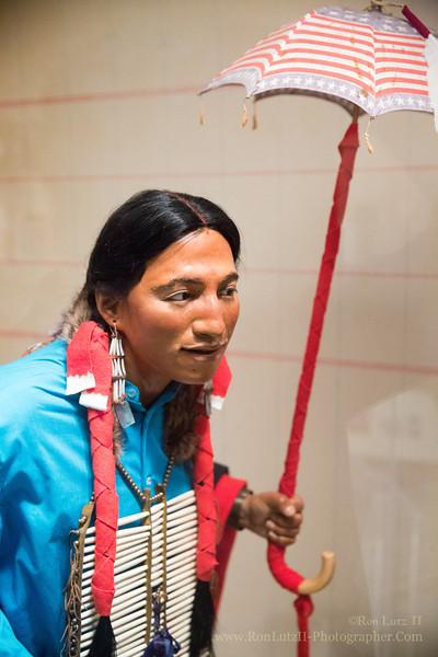 The Lakota Diorama