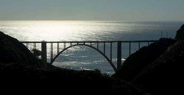 BIXBY BRIDGE-BIG SUR